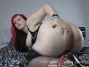 Taylor-Burton - German BBW Dirty-Talk