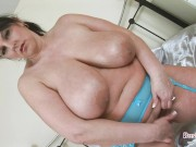 Carol Brown Boobs Play And Dildo Fuck