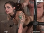 Sexy Luna Gets Fucked while in Bondage