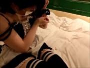 Case Report 34-35   bondage game   maid  