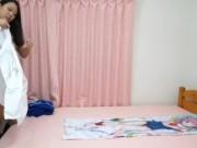 Girl Inside Dakimakura