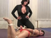 Megan Bondage Mixed Wrestling
