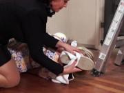 Nurse sockgag